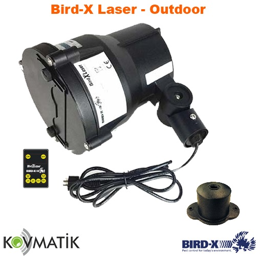 Ayı Kovucu Bird-X Laser-Outdoor